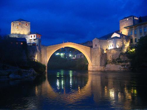 Stari most, bosnia